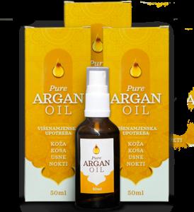 Pure Argan Oil - u apotekama - iskustva - cena - gde kupiti - komentari