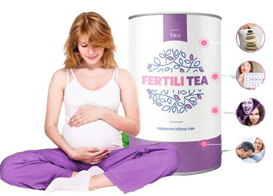 FertiliTea - nezeljeni efekti - rezultati